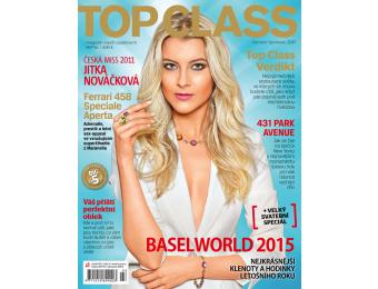 alpeti v aktuálním vydání magazínu TOP CLASS