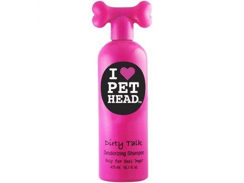 PET HEAD Dirty Talk deodorizující šampon pro psy