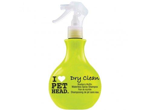 PET HEAD Dry Clean Spray: suchý šampon pro psy ve spreji, bez nutnosti oplachování vodou