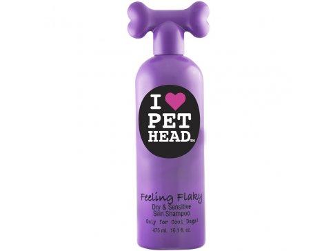 PET HEAD Feeling Flaky šampon pro psy se suchou, popraskanou nebo citlivou pokožkou