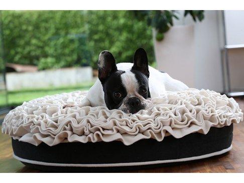 LOUNGE ROSE unikátní pelech pro psa