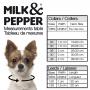 Obojky Milk&Pepper pro psy