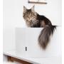 Moderní pelech pro velké kočky