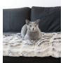 Kočičí pelíšek deka