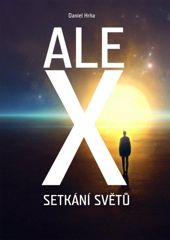 ALEX Setkání světů - tištěná kniha