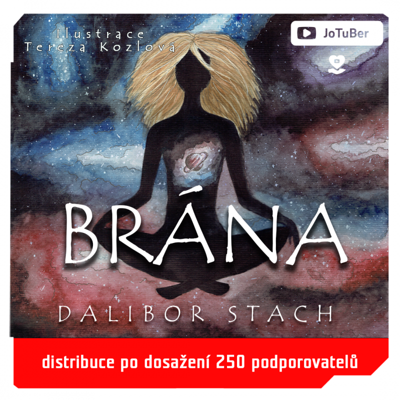 Spoluvydavatel knihy - BRÁNA