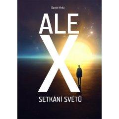 ALEX Setkání světů - tištěná kniha + dárek