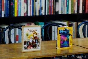 Vystavené knihy