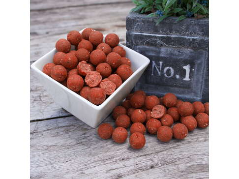 Premium Boilies Garlic Robin Red 1kg