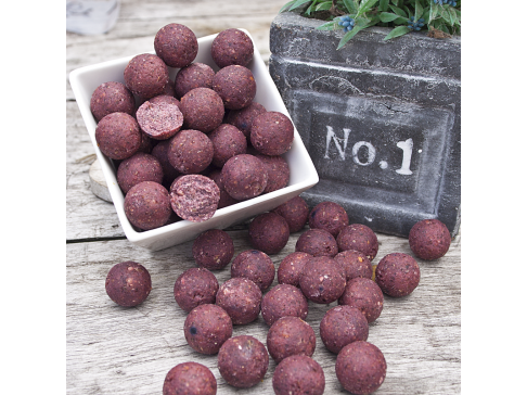 Essential Boilies Mulberry 1kg