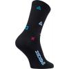 Silvini cyklistické ponožky Dogana, black-turquoise