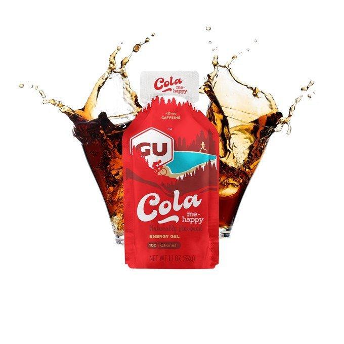 GU Energy Gel 32 g - Cola Me Happy