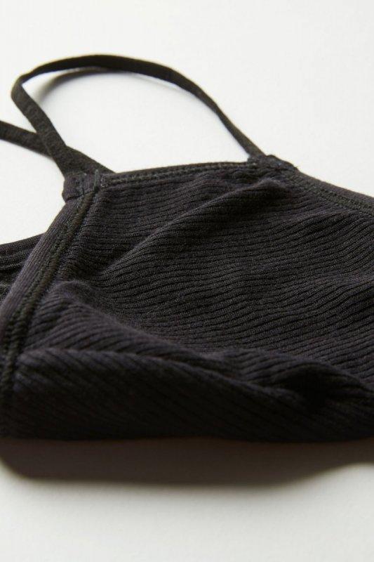 Fox juniorská rouška - OS, Black,