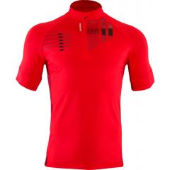 Silvini pánský cyklistický dres Croce, Red
