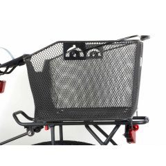 Koš AO-CarryMore 22 l (černá)