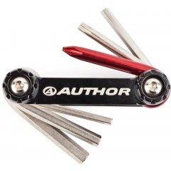 Author nářadí AHT Multiped 6 ! (černá/stříbrná)
