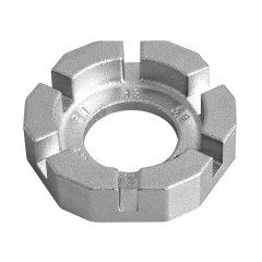 Centrklíč UNIOR 3.3, 3.45, 3.7, 3.96, 4.4,5 kovový