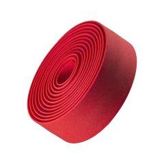 Bontrager korková omotávka na řídítka s gelem, Viper Red