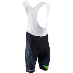 Silvini pánské cyklo kalhoty s laclem Team Top, black-green