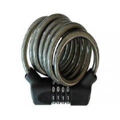 Trelock zámek spirálový RS 150-8 Code
