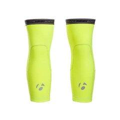 Bontrager termo návleky na kolena, reflexní žlutá