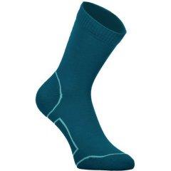 MONS ROYALE merino ponožky TECH BIKE SOCKS, S, oily blue