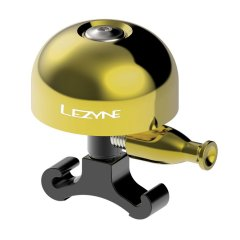 LEZYNE Classic Brass Bell Black_Small