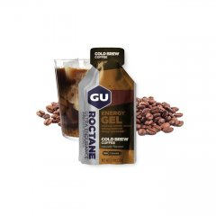 GU Roctane Energy Gel 32 g - Cold Brew Coffee