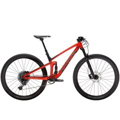 TREK Top Fuel 9.7, Gloss Red/Matte Carbon Smoke, 2021