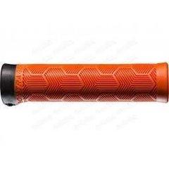 Bontrager Grip XR Trail Comp, recyklovaný plast, Rorange