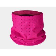 Bontrager Headwear Neck Gaiter One Size Mulberry/Pink