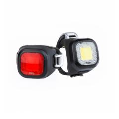 KNOG Blinder MINI Chippy Twinpack - set přední + zadní světlo