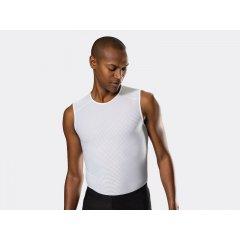Bontrager spodní tričko bez rukávů Bontrager Mesh, bílá