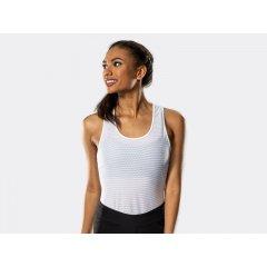 Bontrager dámské spodní tričko bez rukávů Mesh, bílé