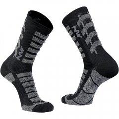 Northwave Husky Ceramic Tech Sock Black