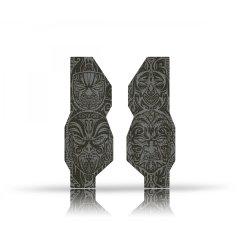 Fólie na vidlici Riesel:TAPE 3000, maori