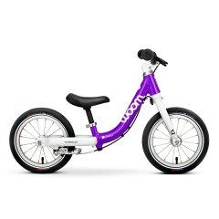 """Dětské kolo WOOM 1, 12"""", fialová"""