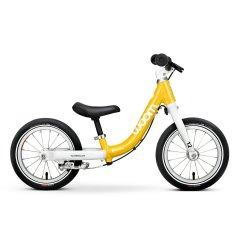 """Dětské kolo WOOM 1, 12"""", žluté"""