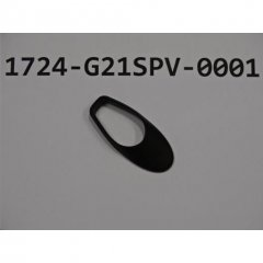 S.Clamp G21SPV seatpost clamp rubber cover blk 20.2x33.5