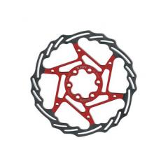 XON brzdový kotouč XBR-06-160 červený
