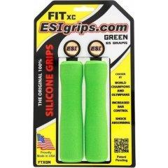 ESI grips FIT XC, green, 65 g