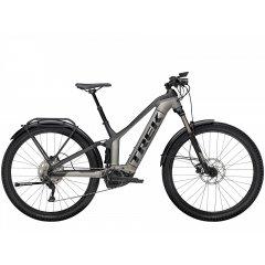 TREK Powerfly FS 4 Equipped, Matte Gunmetal/Matte Black, model 2022
