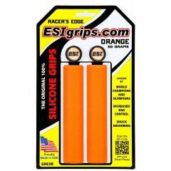 ESI grips Racer's Edge, oranžová