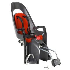Dětská sedačka HAMAX CARESS zadní, tmavě šedá/červená