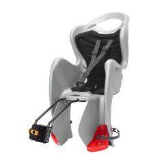 Dětská sedačka MR FOX RELAX B-FIX zadní stříbrná/černá
