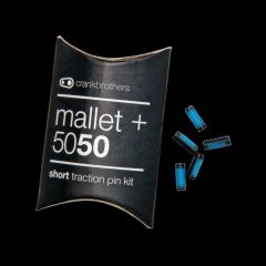 CRANKBROTHERS Pin Kit-Short (Mallet, 5050)
