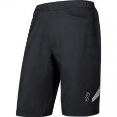 GORE Element 2in1 Shorts -black