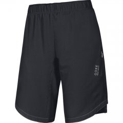 GORE Element Lady 2in1 Shorts -black