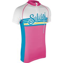 Silvini cyklistický dětský dres TANARO