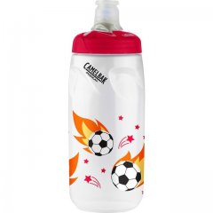 CamelBak Podium Youth 0.6l - soccer flames